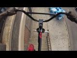 Каково проехаться по Нью-Йорку на BMX, по пути встретив A$AP Ferg и Виктора Круса?