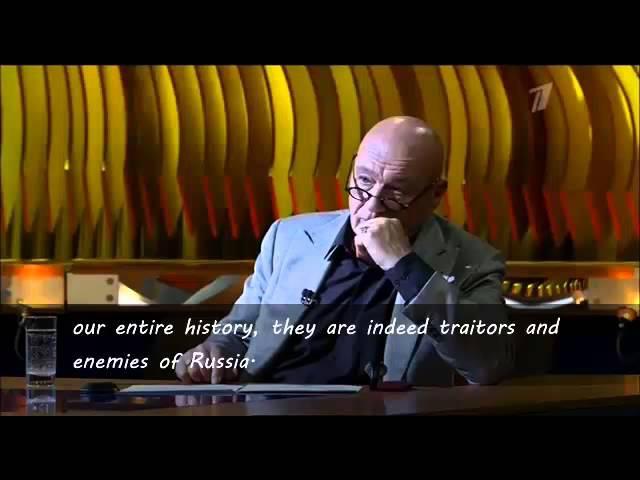 Vladimir Posner Interviews Alexander Dugin