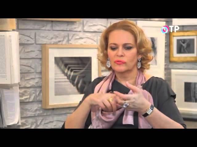 Культурный обмен на ОТР. Алена Яковлева (07.04.2015)