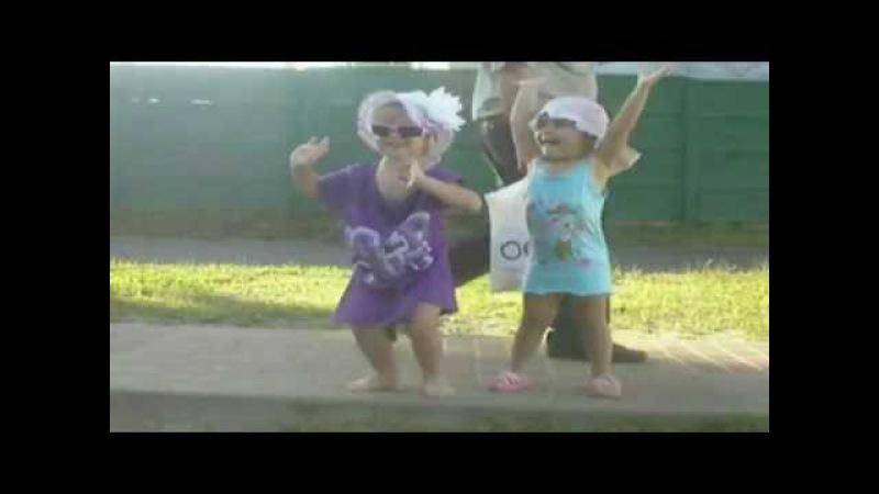 Дети зажигают. Веселые и смешные детские танцы