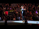 One Direction - Little Things/Harry Talking in Baltimore | August 8 2015 |  OTRA TOUR HD