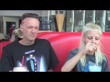 DIE ANTWOORD EXCLUSIVE INTERVIEW WITH TIM NOAKES (CAPE TOWN 2010)