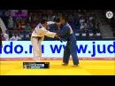 Ebinuma vs Zantaraia - QF - Judo World Championship Seniors 2014