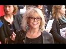 Mylène DEMONGEOT à Paris le 31 mars 2014 première Salaud on t'aime
