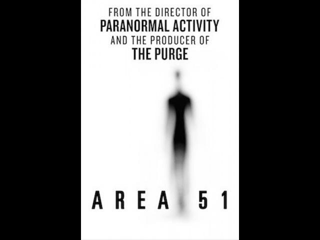 Зона 51 Area 51 (2015) Трейлер Український переклад