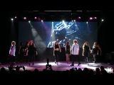 Hardkiss - Strange Moves | choreography by Anna Alekseeva; Anzhela Karaseva @Dancesing |D.side dance