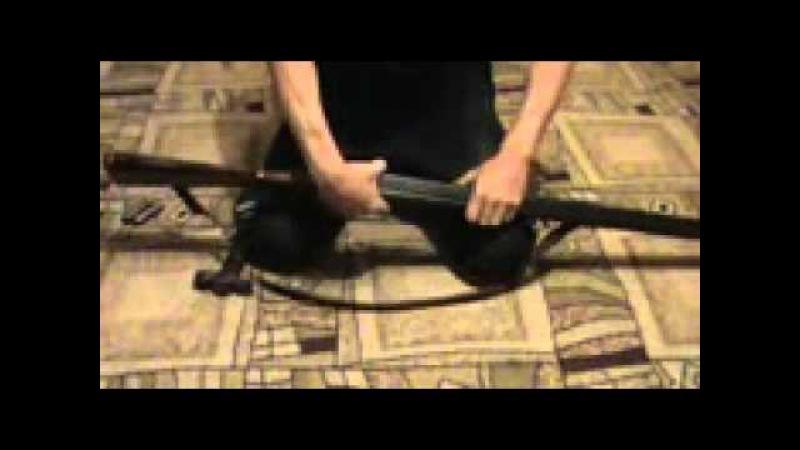 Видео, как устранить шат стволов у ружья