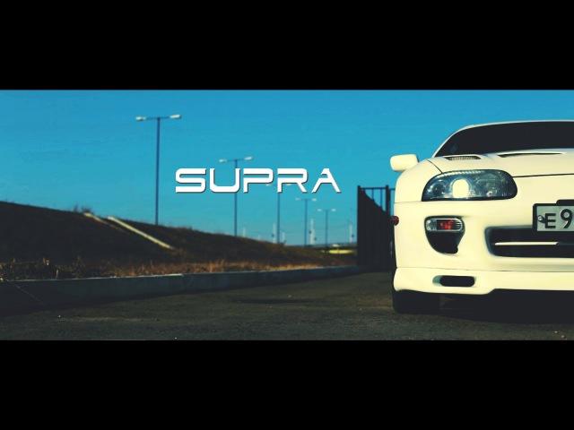 Тест драйв TOYOTA SUPRA Белая пуля Тойота супра смотреть онлайн без регистрации