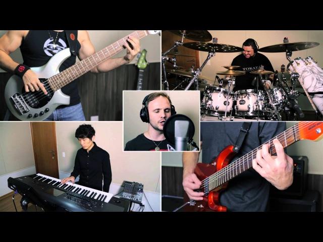 Dream Theater – The Enemy Inside (Dream Theater) – SPLIT-SCREEN COVERS – VRA!
