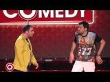 Comedy Club - Демис Карибидис и Андрей Скороход — Как стать кавказцем или Вы хач? Комеди Клаб 2015