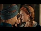 Шах Султан замечает важный разговор Хюррем и Сюмбюля
