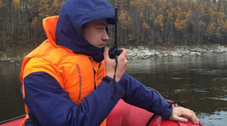 Мероприятия по поиску пропавших рыбаков на реке Олекма продолжаются