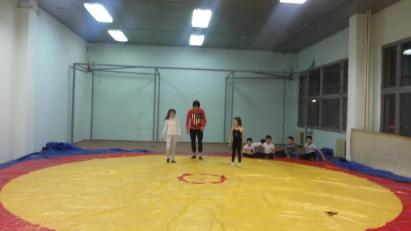 Танцевальная студия Осетинского Центра Творчества ЗИЛАХАР