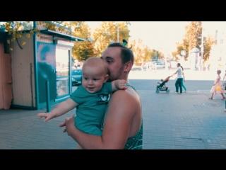 Dim S. with Mikhail->Anna->Leo Ts. (Kalyga CITY HBDay)