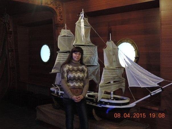Кораблик  (16.04.2015)