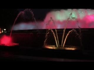 Fuente mágica de Montjuic (Part 2)