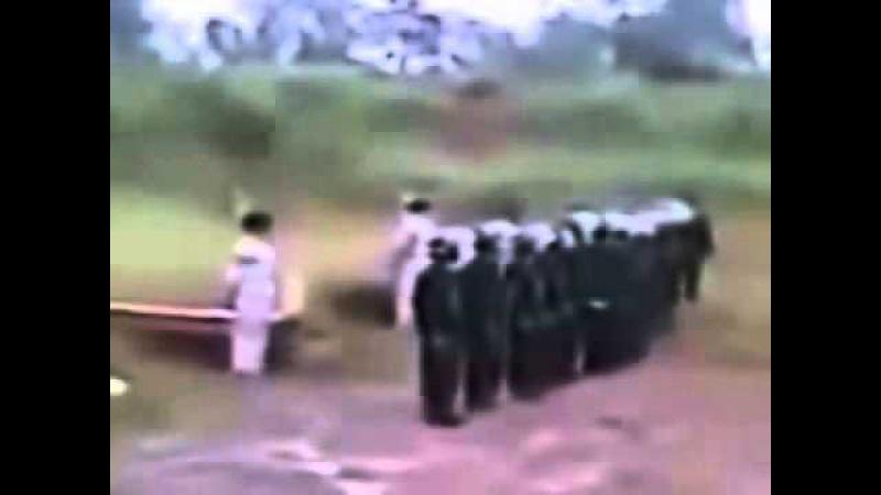 Смертная казнь чиновников в Китае