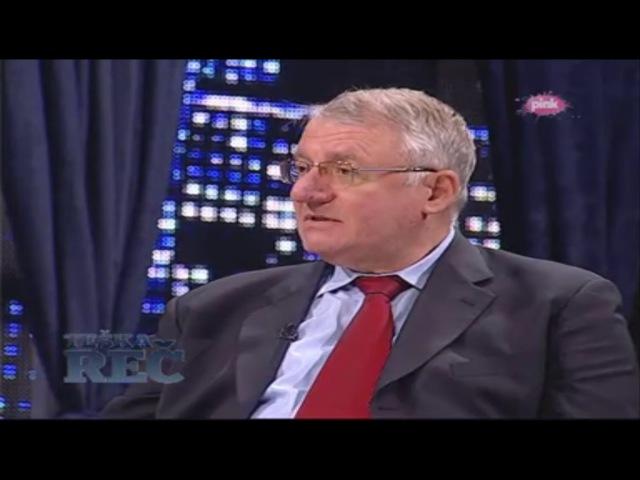 TEŠKA REČ: Vojislav Šešelj - Najnoviji intervju na televiziji Pink! (27.05.2015)