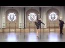 Sur les Pointes avec une Etoile Isabelle Ciaravola, Master Class Andrey Klemm