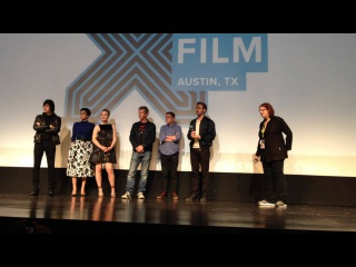 Ryan Gosling's Q&A and LOST RIVER cast ends with lesbian wedding proposal at SXSW 2015 O2noSXSW