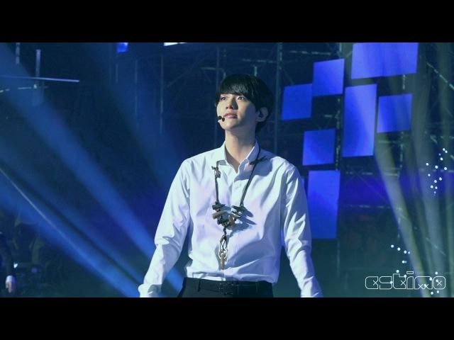 140921 EXO FROM. EXOPLANET 1 in Beijing Love, Love, Love 백현 focus