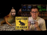 Seaman for Dreamcast - Angry Video Game Nerd - Episode 136