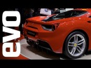Ferrari 488 GTB at Geneva 2015 | evo MOTOR SHOWS