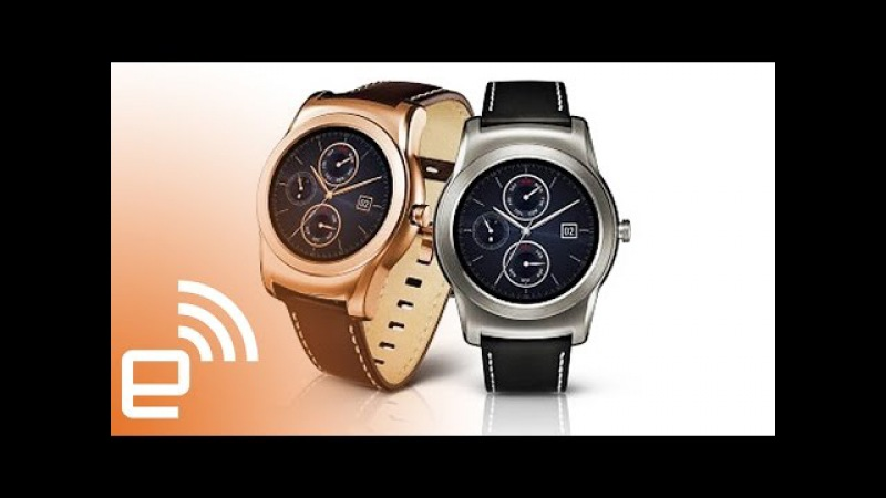LG's Watch Urbane and Watch Urbane LTE | Engadget