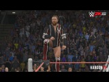 WWE 2K15 Daniel Bryan New Attire Entrance ( Hall Of Pain DLC )