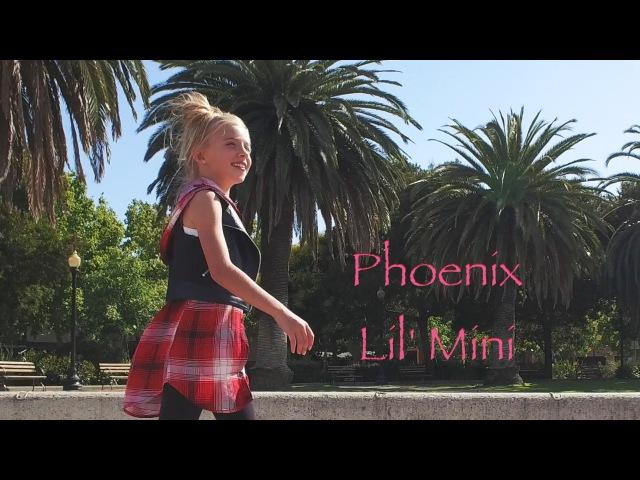 Phoenix Lil' Mini in DJI Inspire One Shot by YAK FILMS