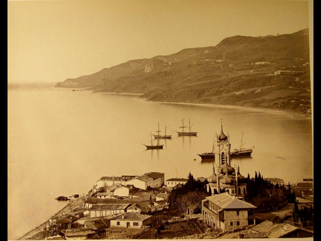 Крым 1880-е / The Crimea in 1880 (очень