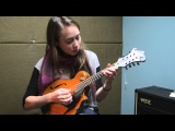 Carter Vintage Guitars - Sarah Jarosz on a Gilchrist F-5C