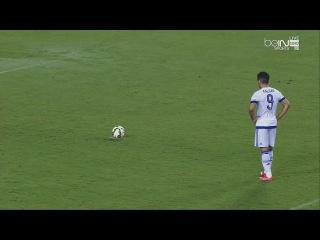 Radamel Falcao vs Barcelona (Pre-Season) - vk.com/chelsea