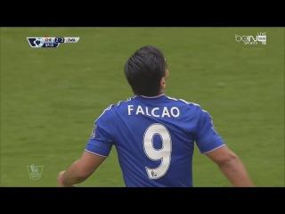 Radamel Falcao vs Swansea (Home) 08/08/2015 HD