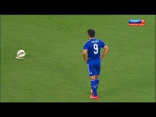 Radamel Falcao vs PSG (Pre-Season) Debut Chelsea 26/07/2015 HD / vk.com/chelsea