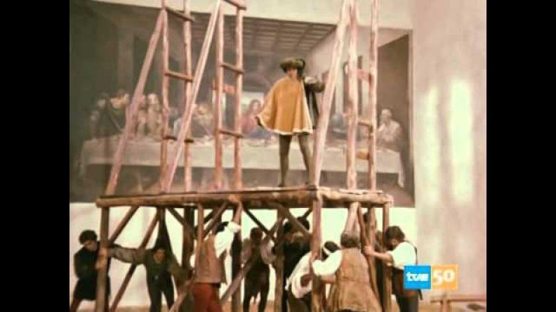 La vida de Leonardo Da Vinci (Documental, Español, 1971) - Parte 3 de 5