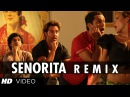 'Senorita Remix Full video song 'Zindagi na milegi dobara'