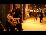 Warren Cahill Live at Camden Town - Street Guitar performance