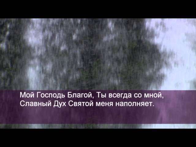 Павел Плахотин - Мой Господь Благой