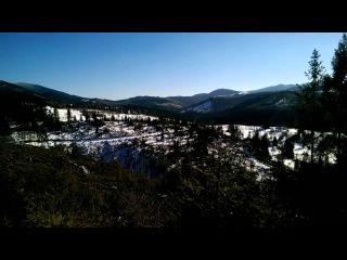 Похід в Карпати   Поход по Карпатам   Hiking in the Carpathians