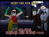 All-Star Batman and Robin #1-2 Linkara - Русская озвучка RVV