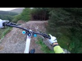 Red Bull Hardline with Jeep 2015 Gee Atherton POV Course Preview