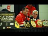 Wladimir Klitschko post Bryant Jennings fight - EsNews Boxing
