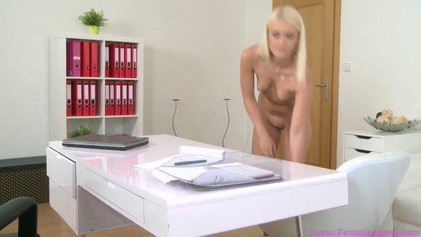 Female Agent – E316 – Ashley