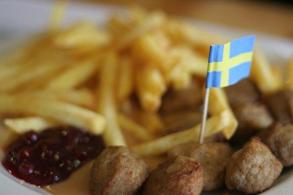 шведские тефтельки как в икеа
