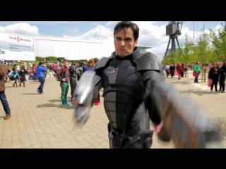 Cosplay - London Comic Con - May 2013 - Cosplay Music Video