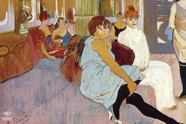 Картина проститутка художник отзывы о тёмнокожих проститутках нижнего новгорода