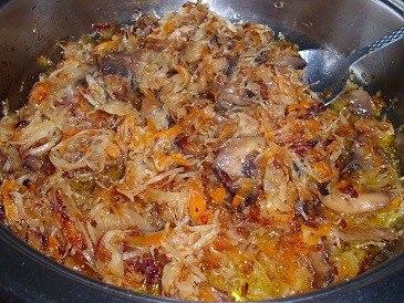 Как вкусно пожарить капусту на сковороде рецепт пошагово
