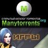 ManyTorrents.ORG - Открытый каталог торрентов