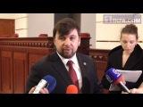 Денис Пушилин о ОУН УПА и темах заседания Народного Совета